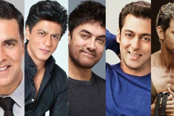 Highest paid actors in Bollywood in 2020